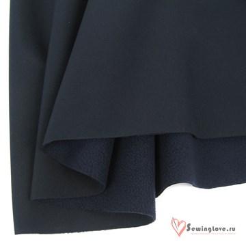 Ткань курточная COMFORT PLUS Тёмно-синий