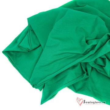 Кулир с лайкрой Зелёный