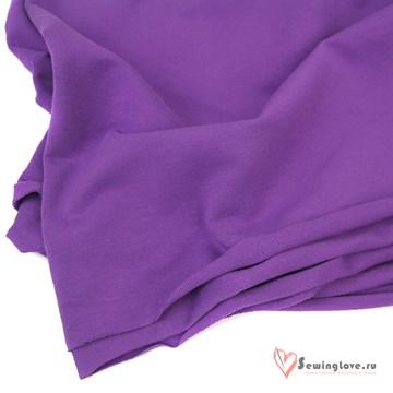 Футер 2-х ниточный Фиолетовый