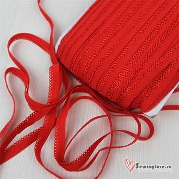 Резинка бельевая Красный,10 мм