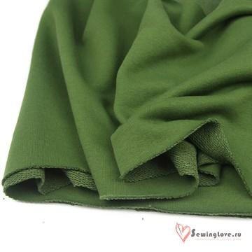 Футер 3-х с петлей Зеленый лист