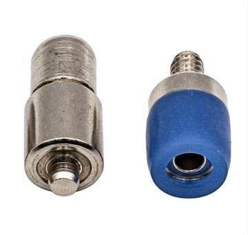 Насадка для установки рубашечных кнопок 9,5 мм