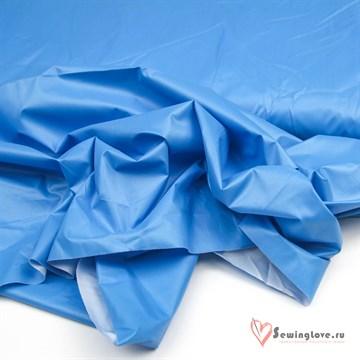 Курточная ткань Монклер (Лаке) Бирюза