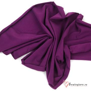 Кулир с лайкрой Пурпурный