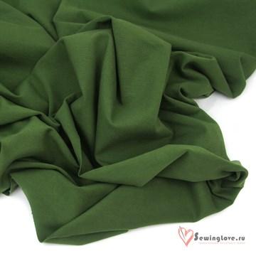 Кулир с лайкрой Зелёный лист
