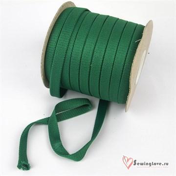 Шнур отделочный 12-15 мм, Зелёный