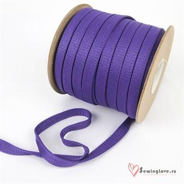 Шнур отделочный 12-15 мм, Фиолетовый