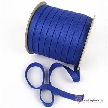 Шнур отделочный 12-15 мм, Синий