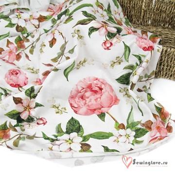 Кулир Розовый цветок