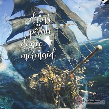 Футер Пираты, купон