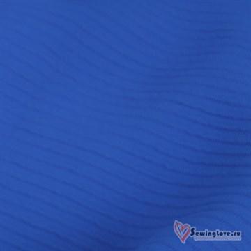 Рибана Синий в тон к футеру жаккард (муслин)