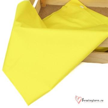 Курточная ткань Дюспо (Dewspo) Лимон