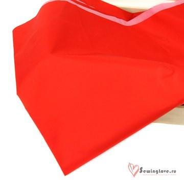 Курточная ткань Дюспо (Dewspo) Красный