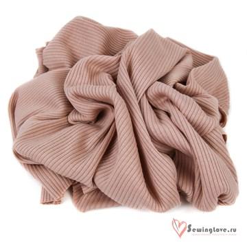 Лапша 100% хб Пыльный розовый