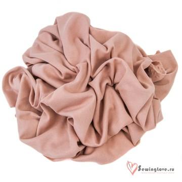 Интерлок Пыльно-розовый