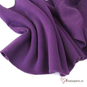 Футер 3-х с начёсом Фиолетовый