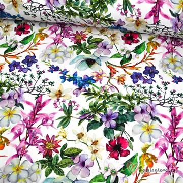 Кулир Тропические цветы