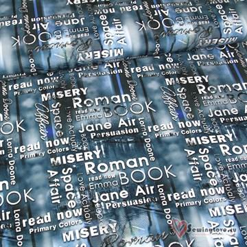 Кулир Roman BOOK на синем