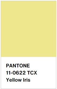 Трикотажный вельвет Светло-жёлтый