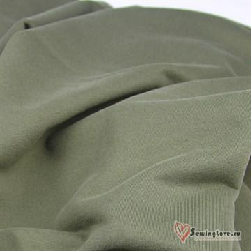 Футер 3-х с начёсом Зелёный мох ВЭ